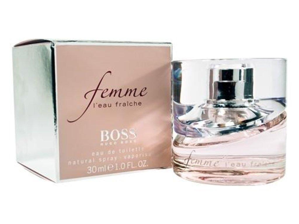 Boss: Туалетная вода Boss Femme L' Eau Fraiche edt ж 30 ml в Элит-парфюм