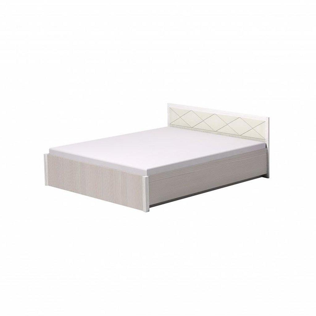 Кровати: Кровать Марсель 31 (1800, орт. осн. дерево) в Стильная мебель