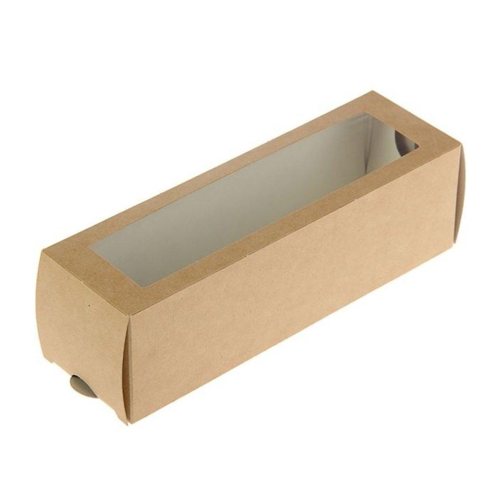 Упаковка: Коробка для макарон  MB 6 в ТортExpress