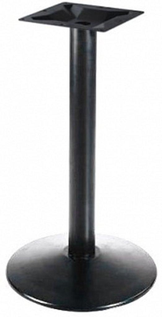 Подстолье, опоры: Подстолье 1038ЕМ (чёрный) в АРТ-МЕБЕЛЬ НН