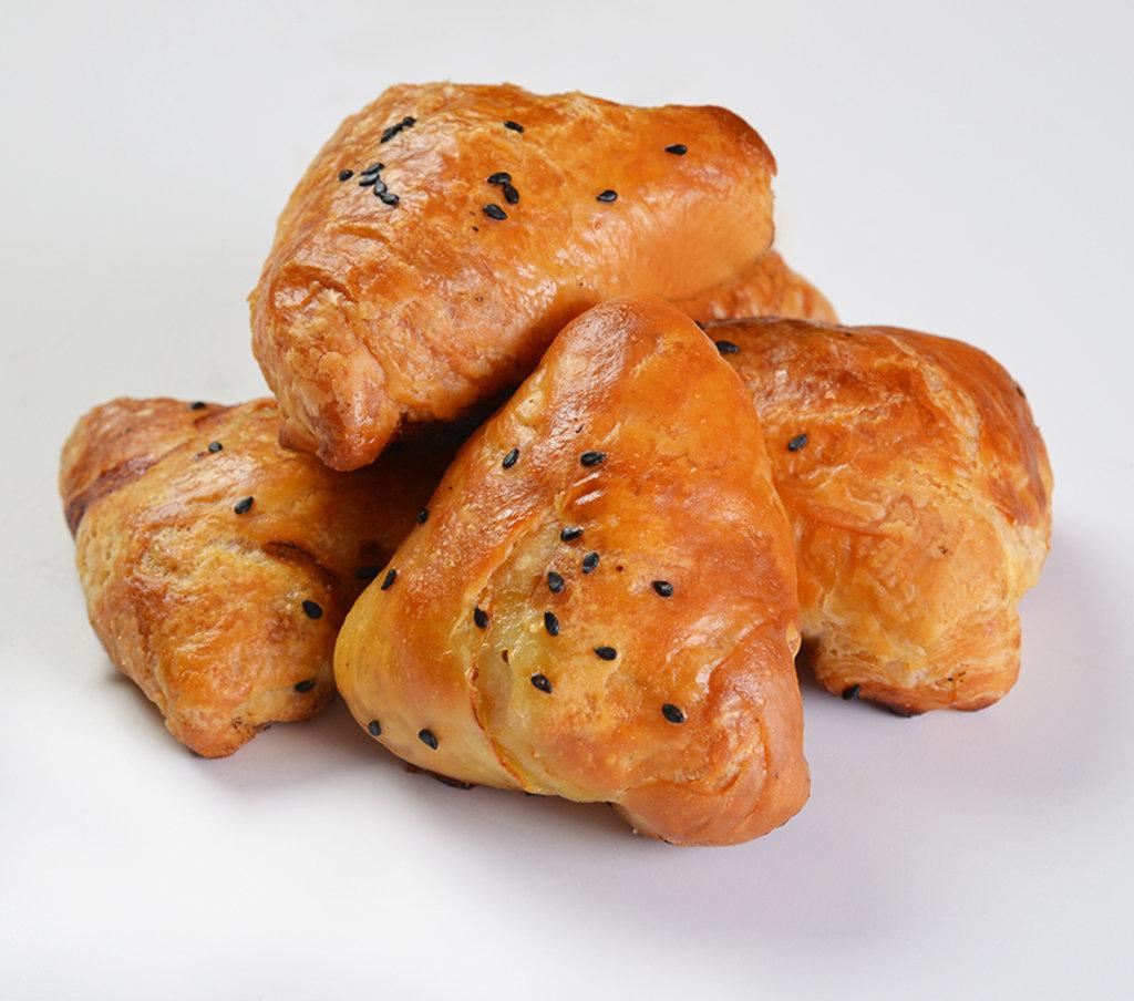 Восточные блюда: Самса-мини мясная 4 ШТ. в Провиант
