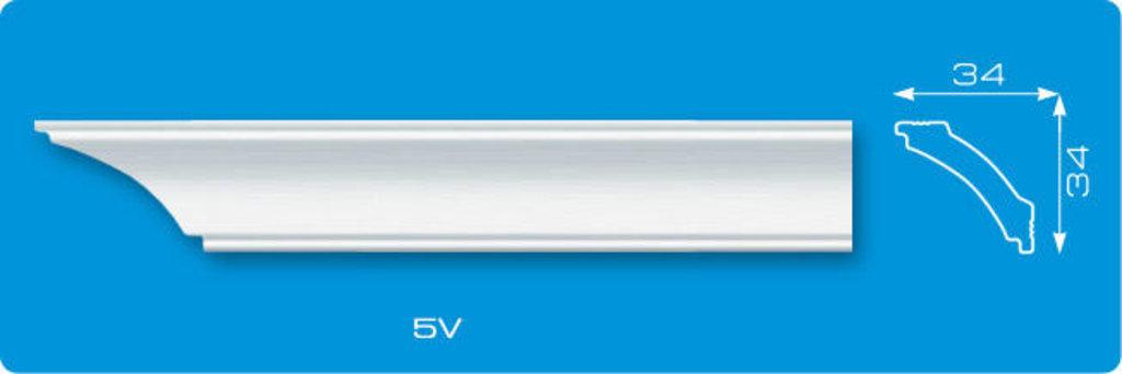 Плинтуса потолочные: Плинтус потолочный ЛАГОМ ДЕКОР 5v экструзионный длина 2м в Мир Потолков