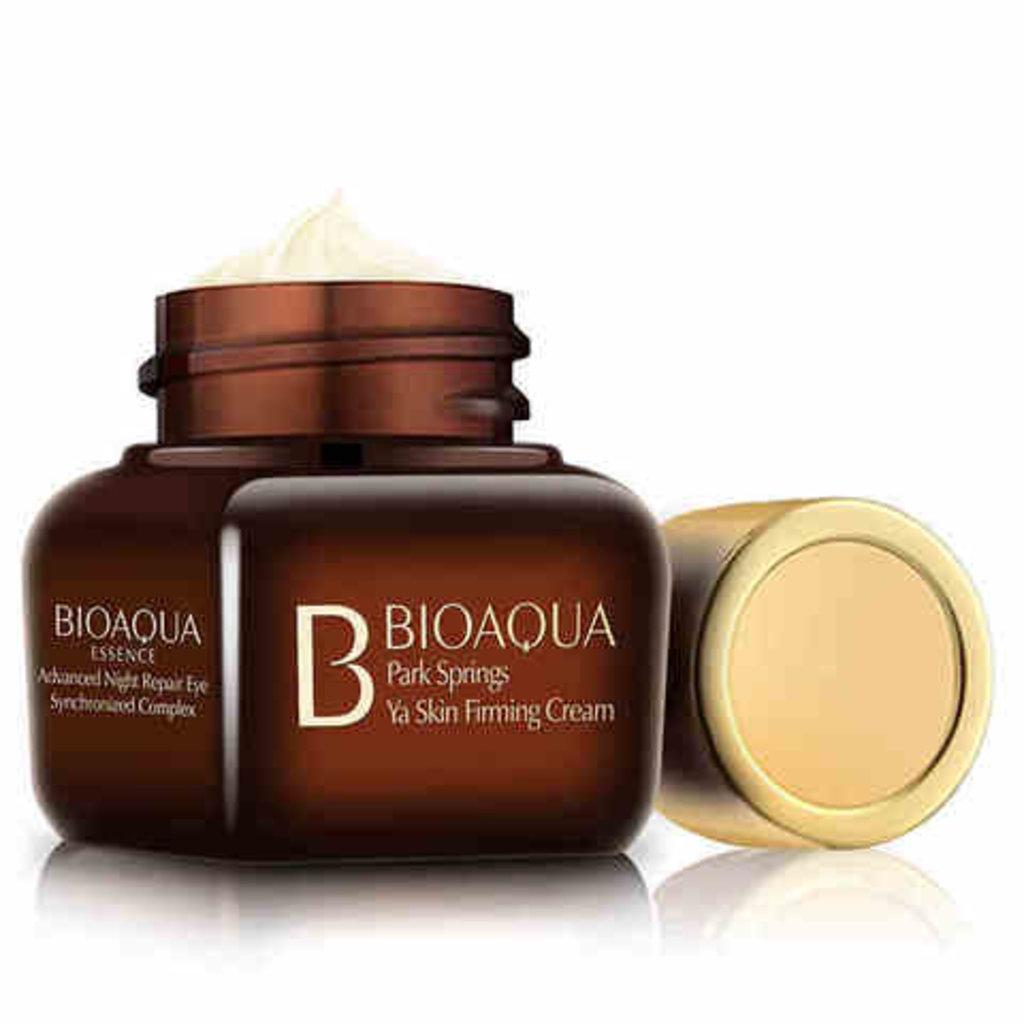 Крема, гели: Ночной антивозрастной крем для век от BioAqua  Night Repair Eye, 20 г. в Мой флакон