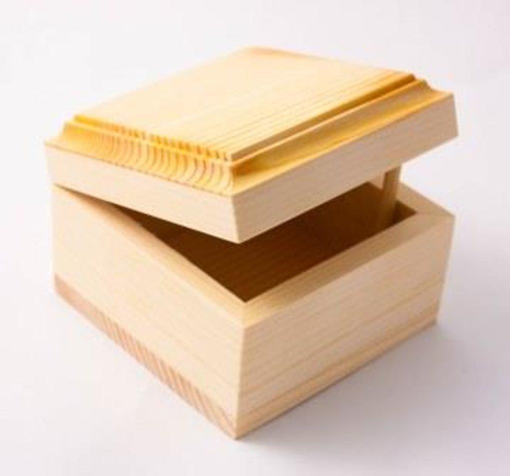 Шкатулки: Шкатулка деревянная 10*10*6см в Шедевр, художественный салон