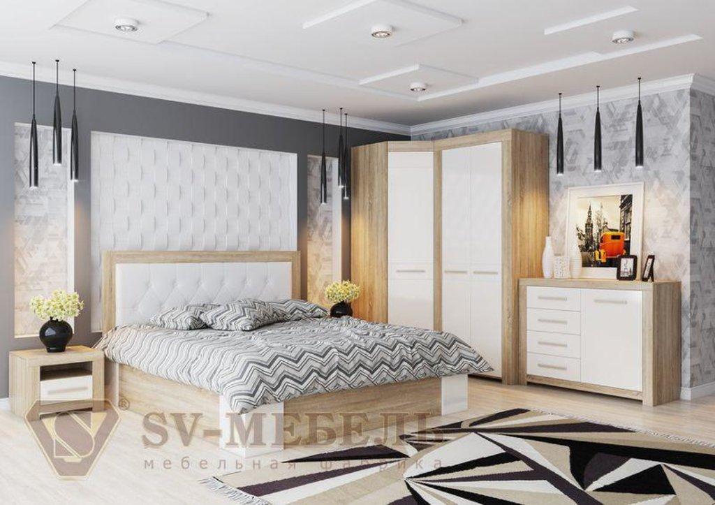 Мебель для спальни Лагуна-6: Шкаф угловой Лагуна-6 в Диван Плюс