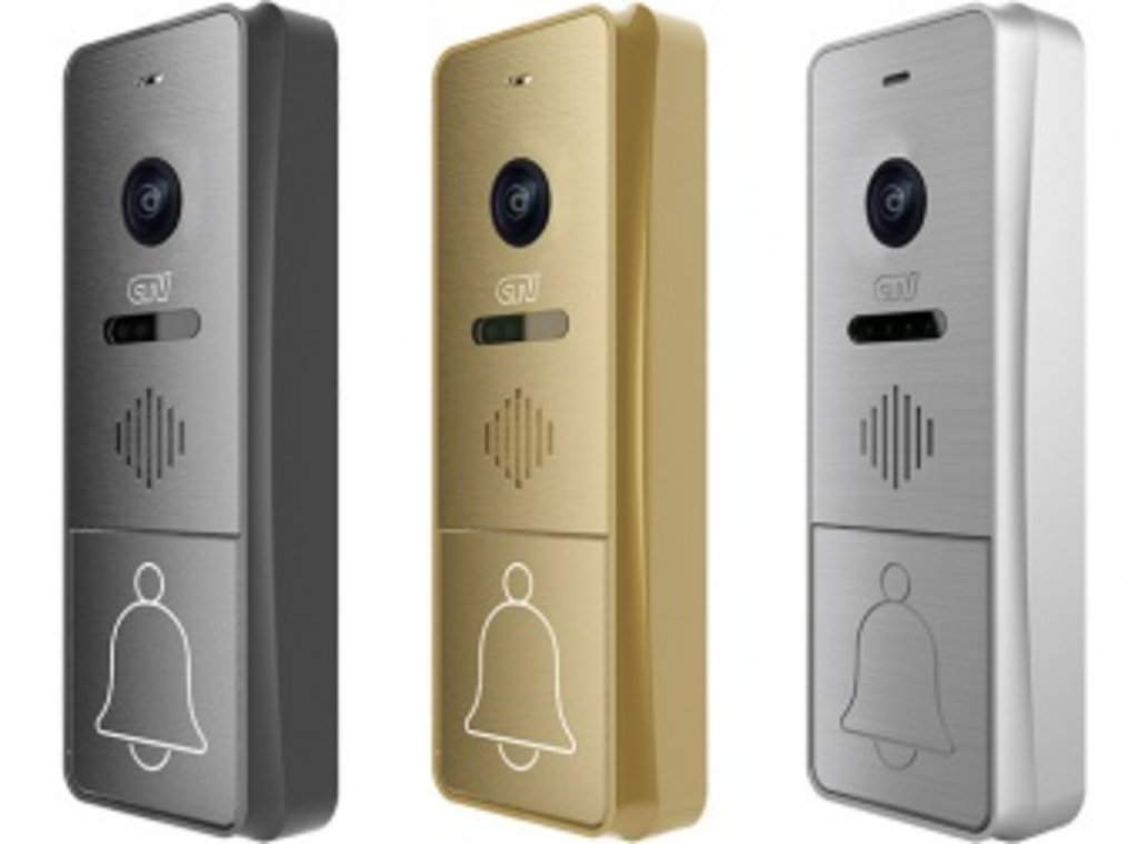 Вызывные панели: Вызывная панель для видеодомофонов CTV-D4004FHD в Микровидео