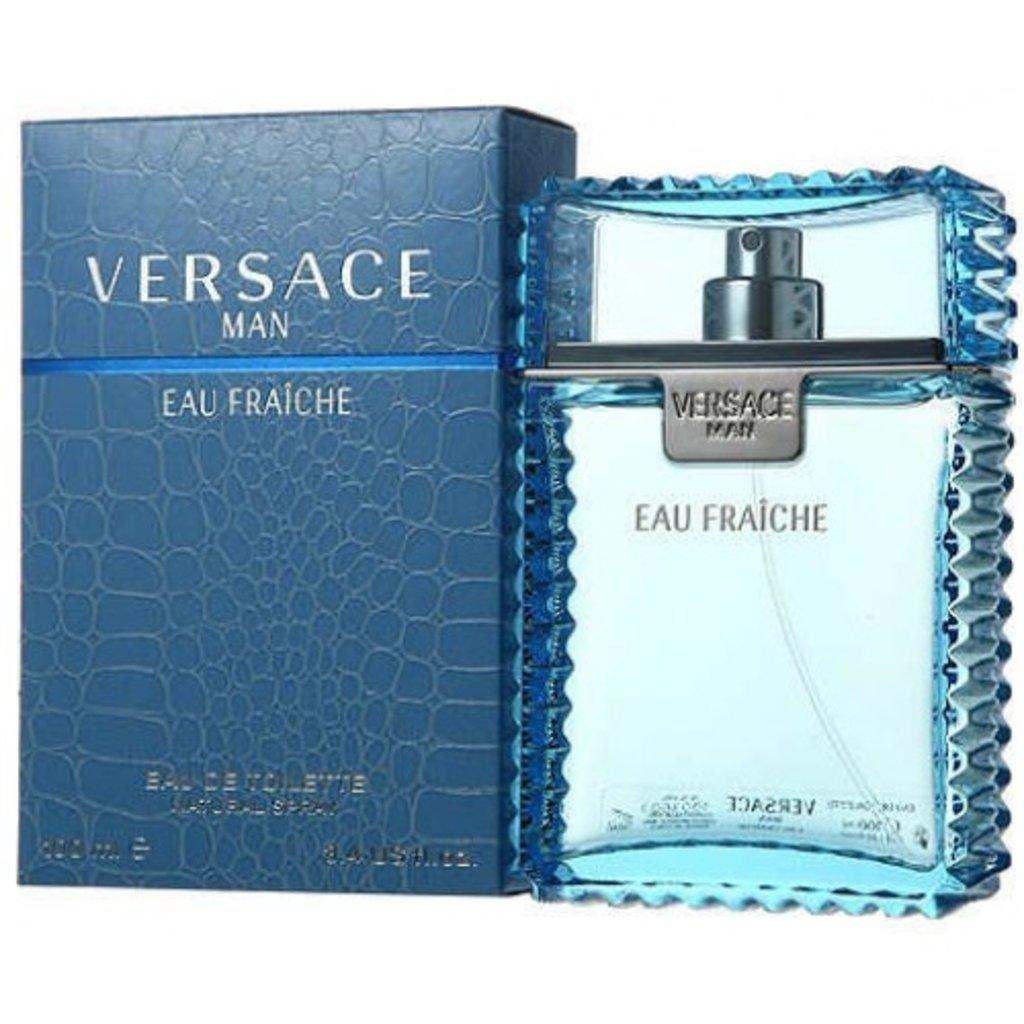Versace (Версаче): Versace Man Eau Fraiche ( Версаче Мен О Фреш) 100ml в Мой флакон