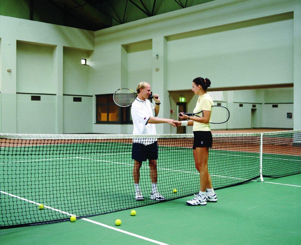Спортивные игровые залы: Игра теннис в Спектр, спортивно-концертный комплекс, МУП