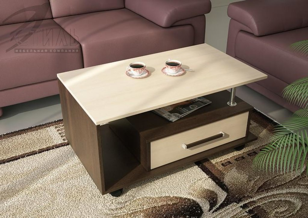 Столы: Журнальный стол №5 в Диван Плюс
