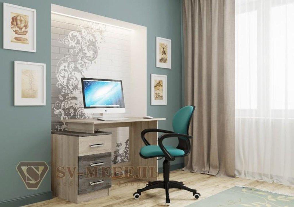 Компьютерные столы: Стол компьютерный №8 в Диван Плюс