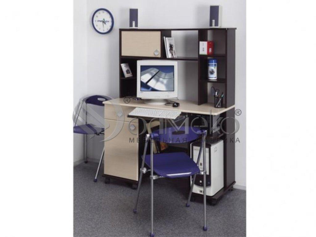 Компьютерные столы: Компьютерный стол Костер - 6 в Стильная мебель