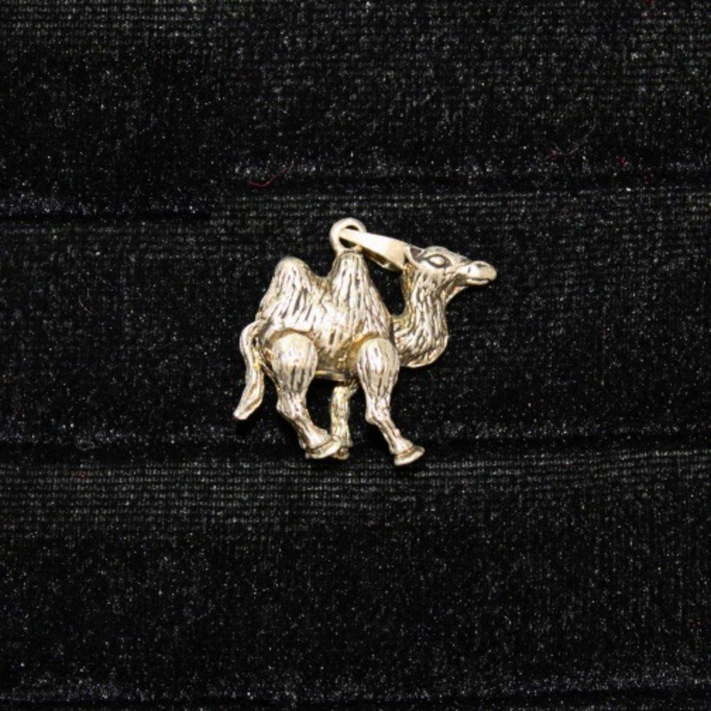 Кулоны, бусы, колье: Подвеска «Верблюд». Ручная работа. в Шамбала, индийская лавка