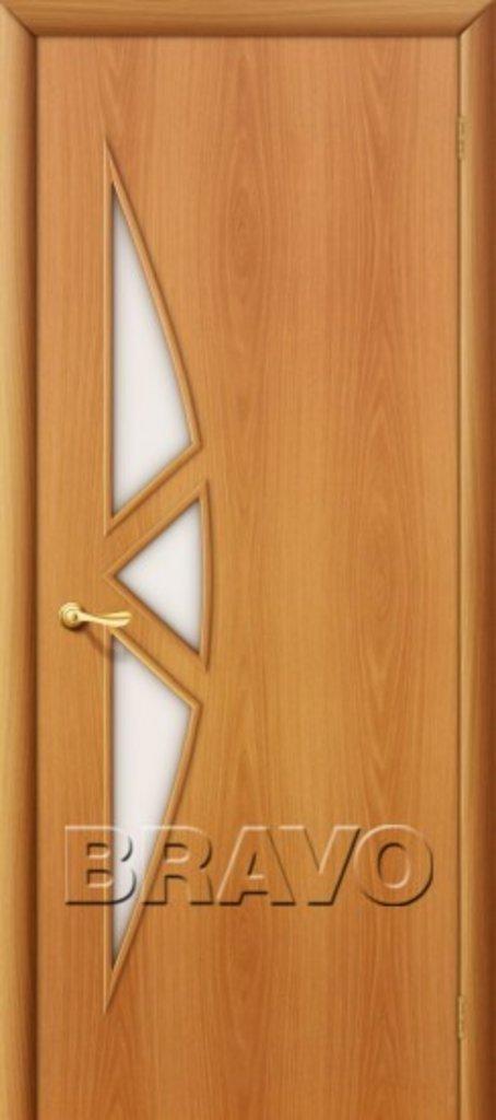 Двери ламинированные BRAVO: 15С Л-12 (МиланОрех) в STEKLOMASTER