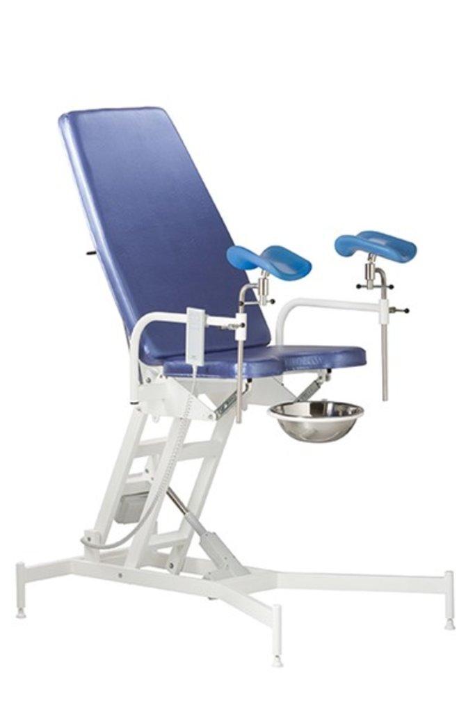 Гинекологические кресла: Гинекологическое кресло КГэ-410 МСК в Техномед, ООО