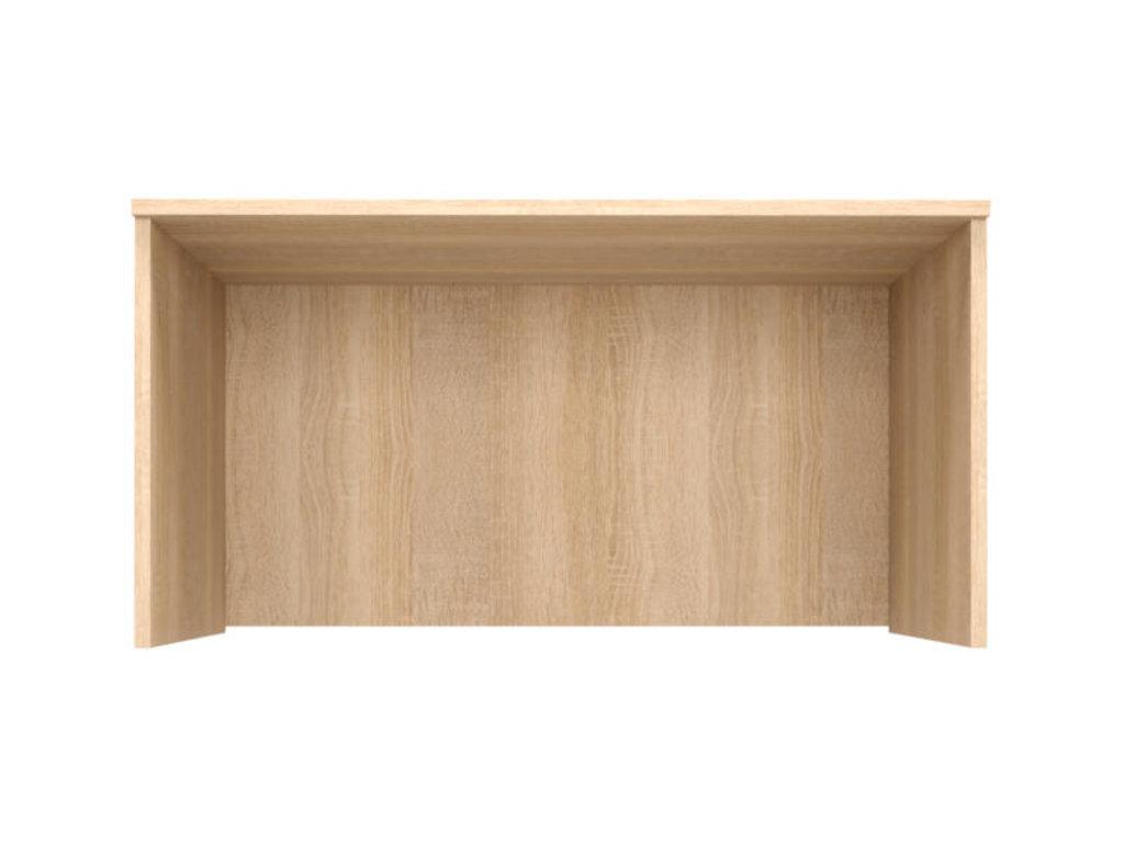 Детская мебель: Антресоль к шкафу для одежды 02 Квест в Стильная мебель