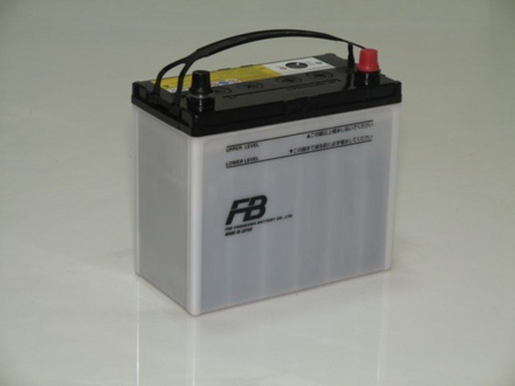 Аккумуляторы автомобильные: SUPER FB 7000 48 (60 B 24) L в Мир аккумуляторов