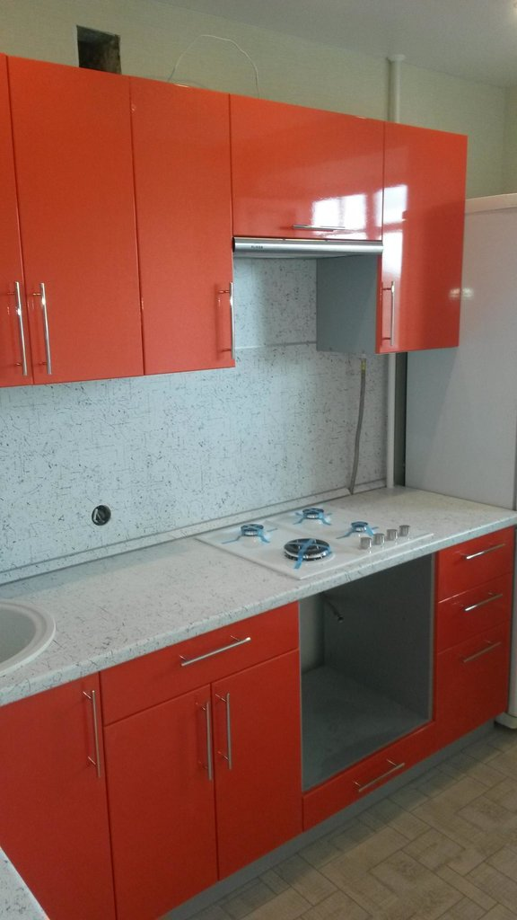 Кухни: Кухня 25 в Квадра Мебель