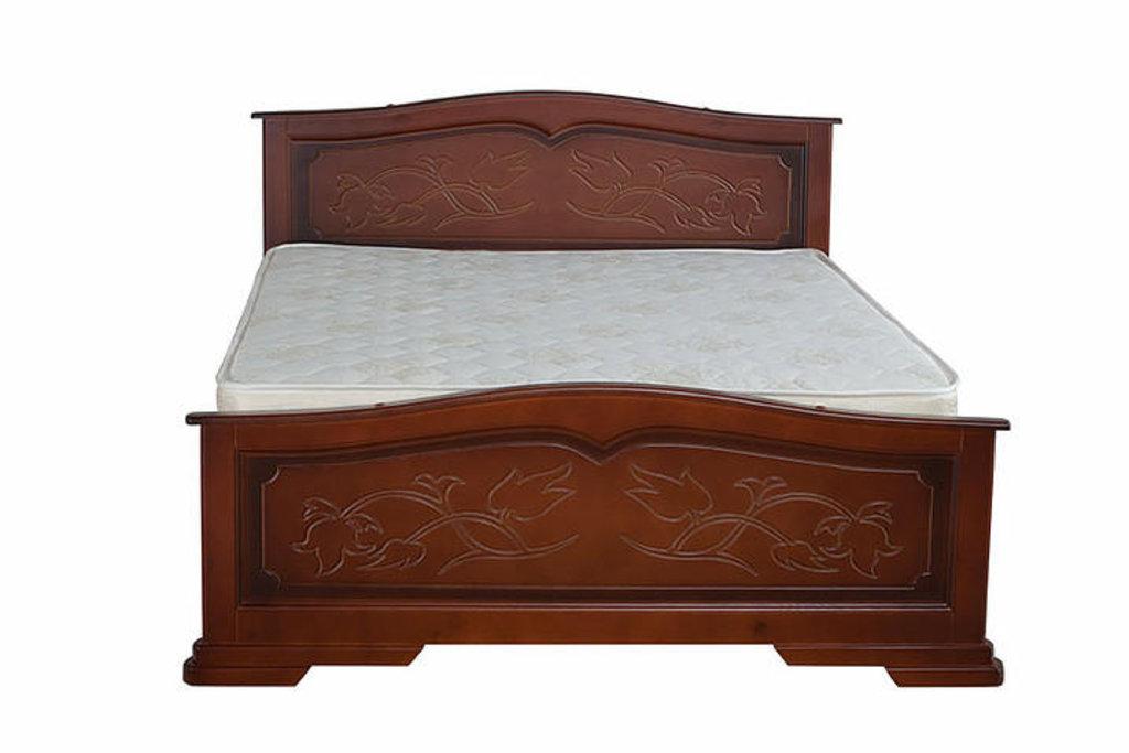 Кровати: Кровать Катя-7 в Золотая рыбка