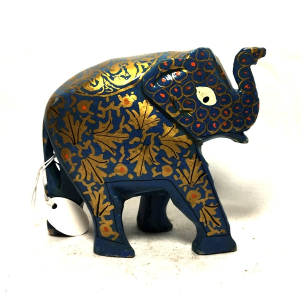 Статуэтки: Слон в Шамбала, индийская лавка