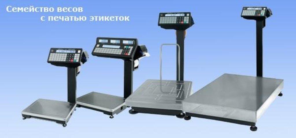 Весы с печатью этикеток: ВПМ весы с печатью этикеток в Рост-Касс