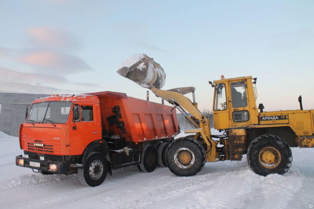 Кровельные работы: Чистка территории и вывоз снега в FloMASTER, ООО