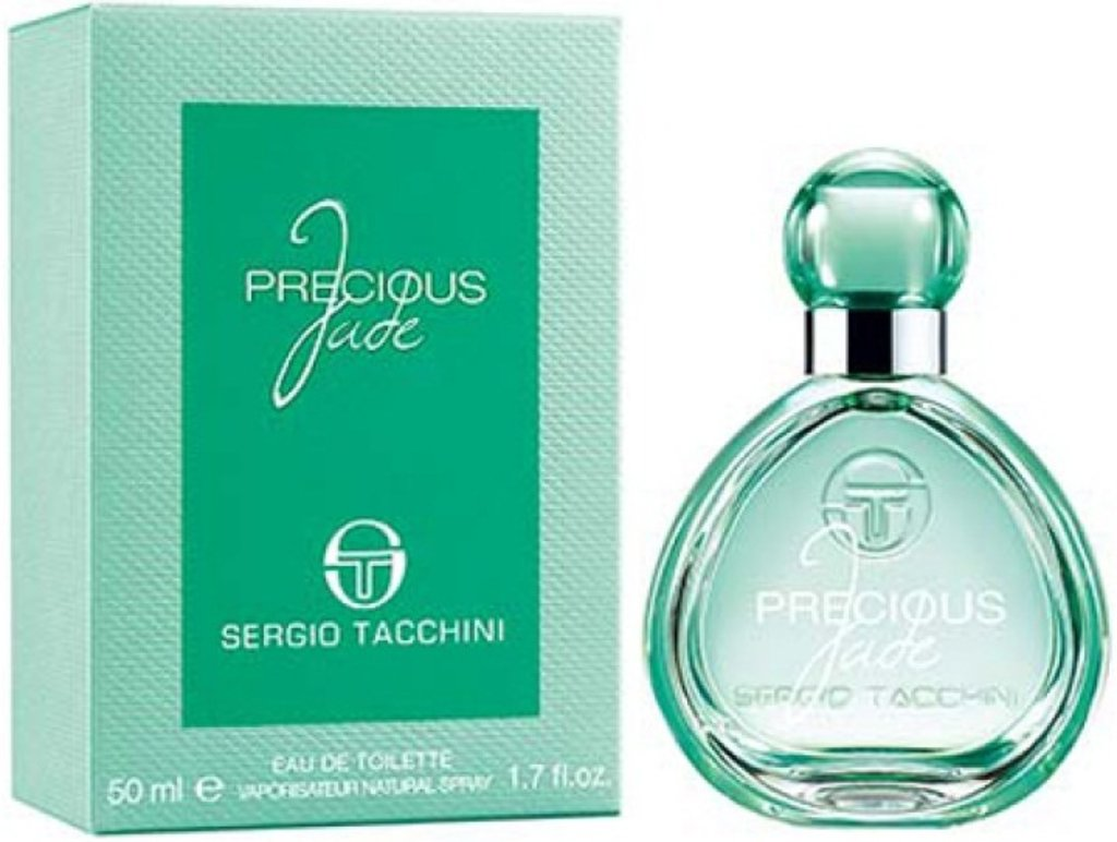 Для женщин: Sergio Tacchini Precious Jade  edt 30 | 50ml в Элит-парфюм