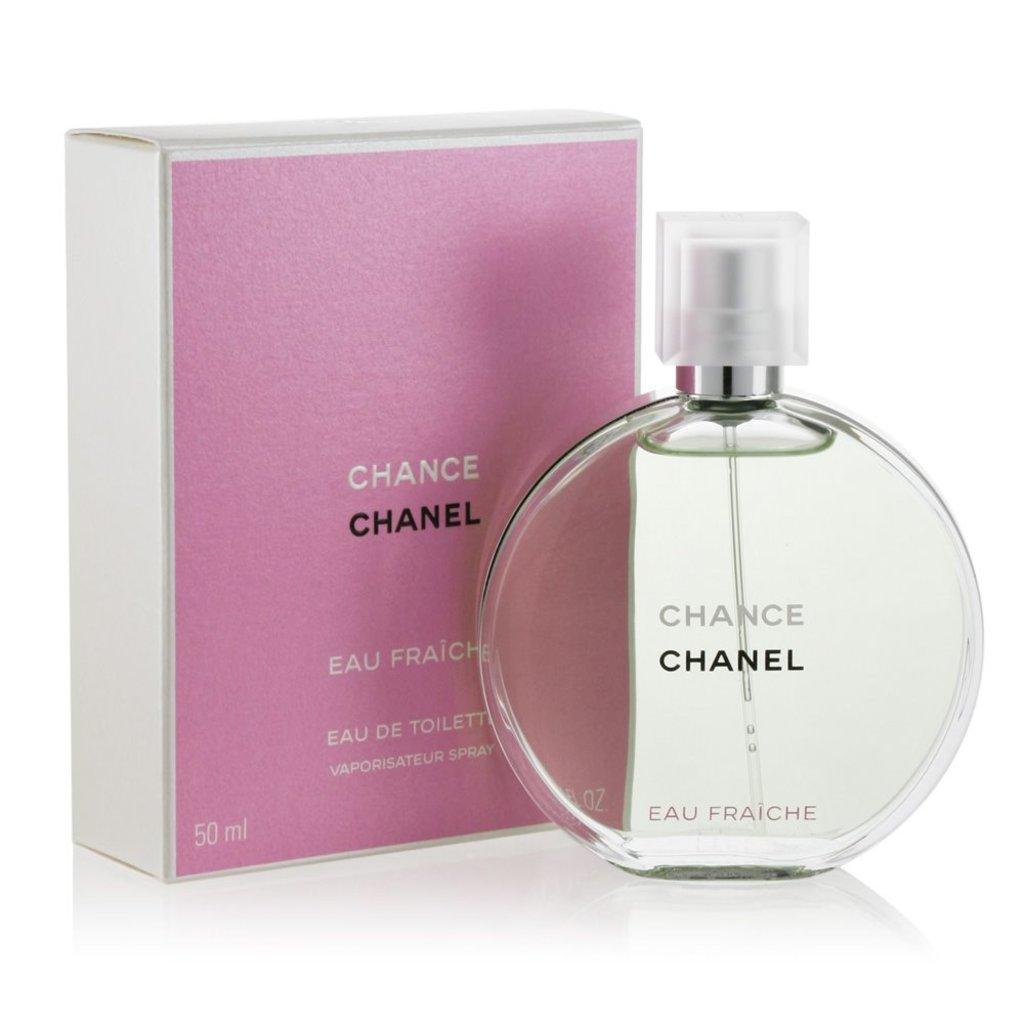 Женская парфюмерная вода Chanel: Chanel Chance Eau Fraiche Парфюмерная вода edp 35 | 50 | 60ml в Элит-парфюм