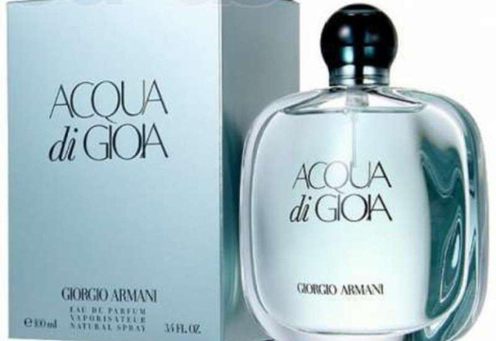 Giorgio Armani (Джорджио Армани): Giorgio Armani Acqua di Gioia (Джорджио Армани Аква ди Гойя) edt  100ml в Мой флакон