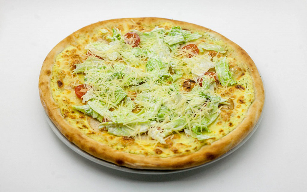 Пицца: Пицца Цезарь в Tokio