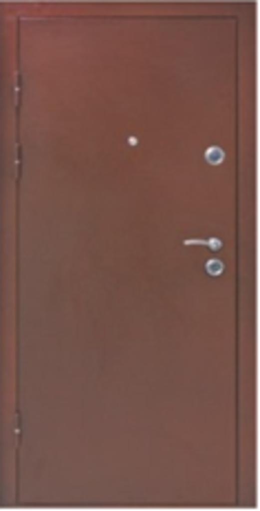 Двери Сопрано: Йошкар стандартная метал/метал. в Модуль Плюс
