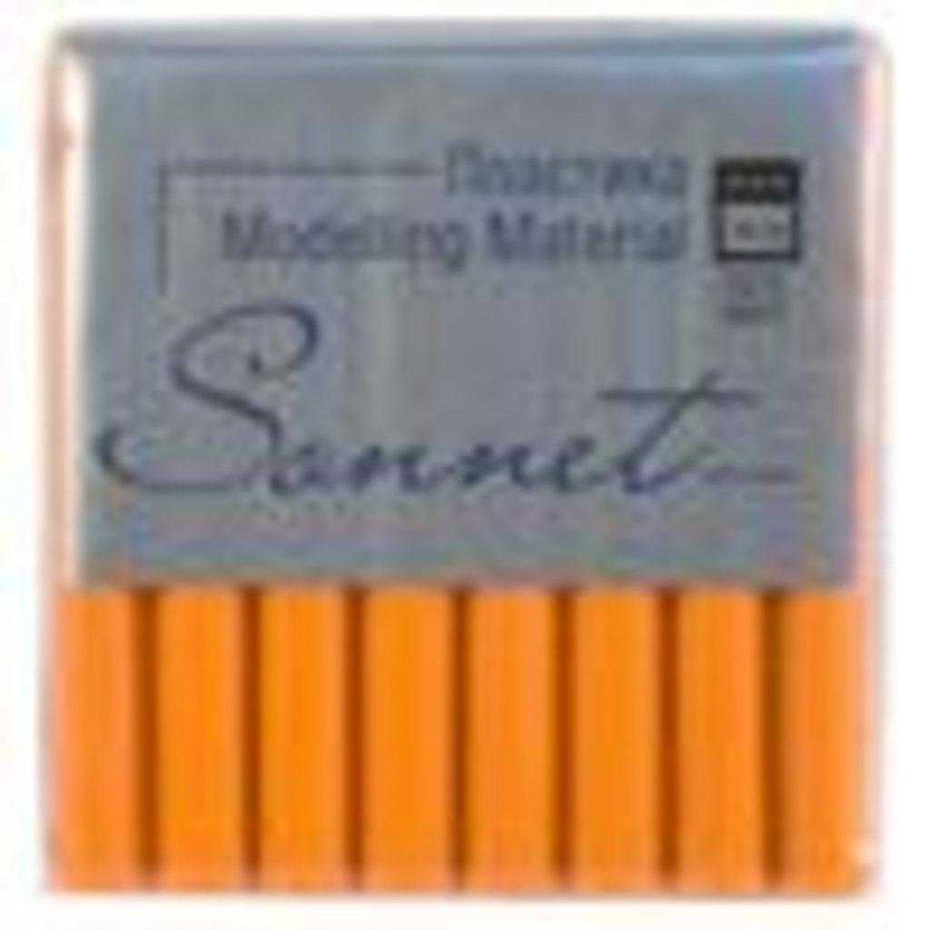 "Sonnet пластика цветная: Пластика ""Sonnet"" оранжевый 56гр в Шедевр, художественный салон"