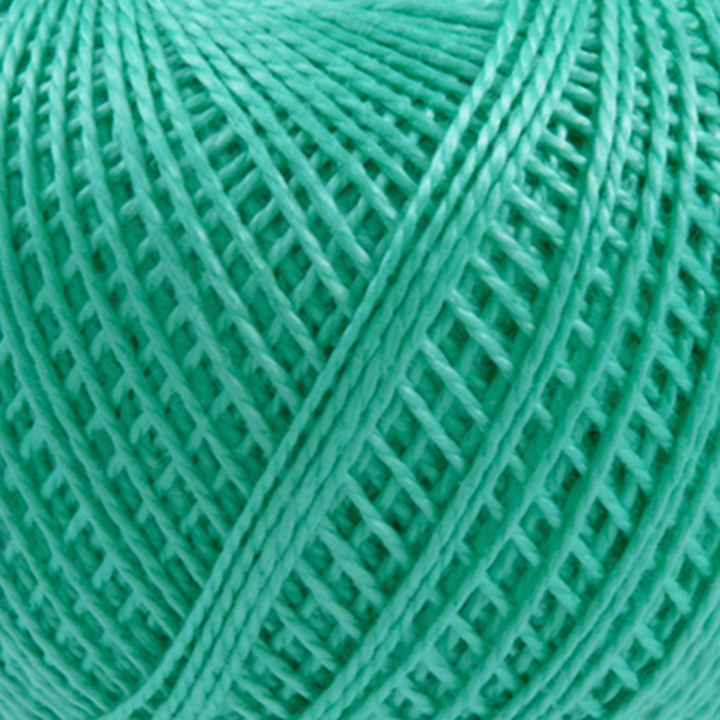 Ирис 25гр.: Нитки Ирис 25гр.150м.(100%хлопок)цвет 3506 светлый изумруд в Редиант-НК