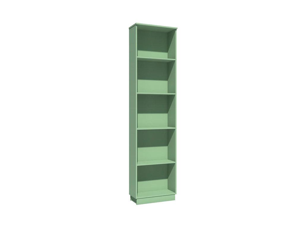 Детские шкафы и стеллажи: Стеллаж НМ 013.93-01 М Рико-М в Стильная мебель