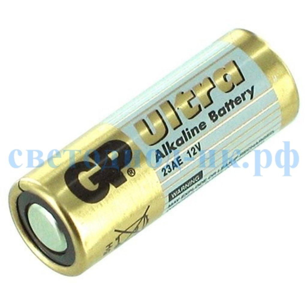 Батарейки: Элемент питания GP 23A 23AE в СВЕТОВОД