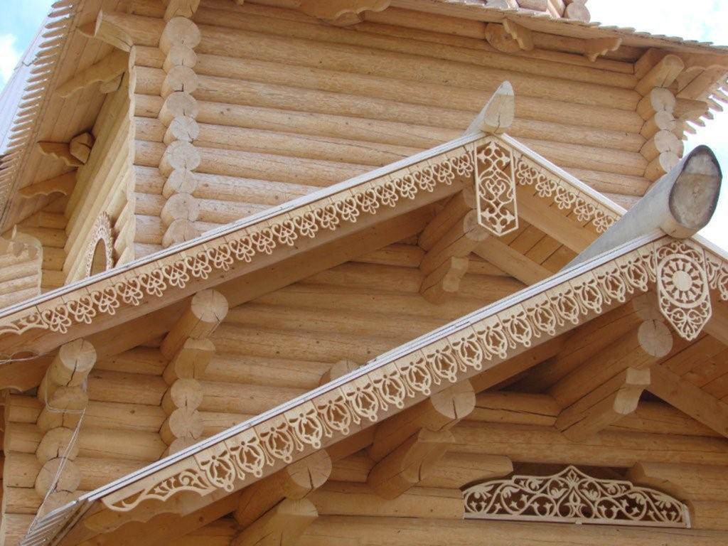 Ремонт и отделка помещений: Резка по дереву в Теплый Дом