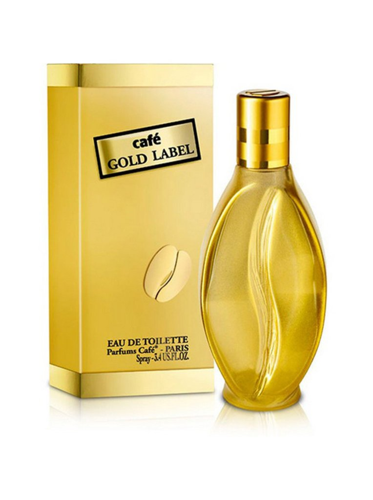 Cafe-cafe: Cafe-Cafe Gold Label edt ж 30 ml в Элит-парфюм
