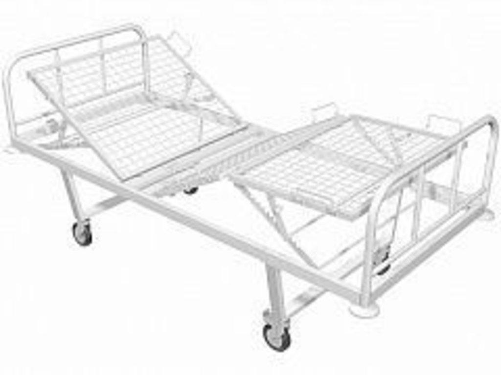 Медицинские кровати: КРОВАТЬ КМ-03 в Техномед, ООО