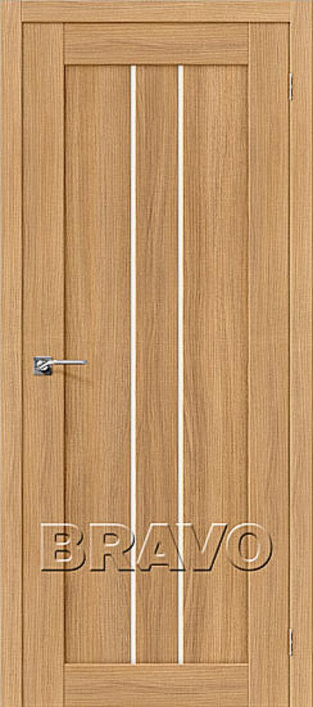 Двери экошпон BRAVO: Порта-24  Anegri Veralinga в STEKLOMASTER