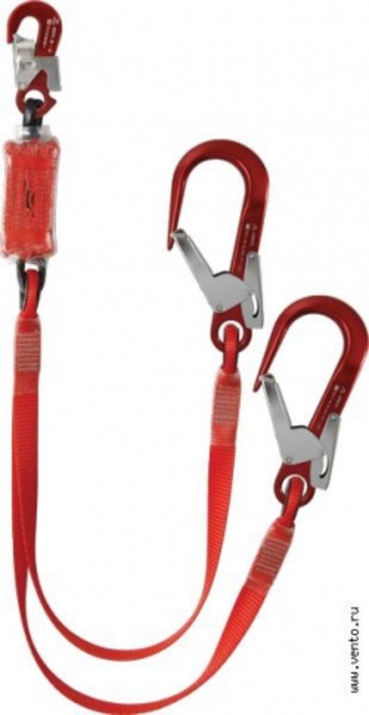 Специализированные стропы: Искробезопасный строп двойной нерегулируемый с амортизатором «aT22» в Турин
