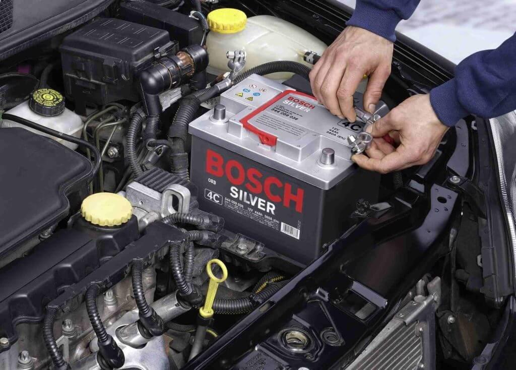 Ремонт автомобиля: Зарядка аккумулятора автомобиля в АВТО-СТАНДАРТ, ОАО