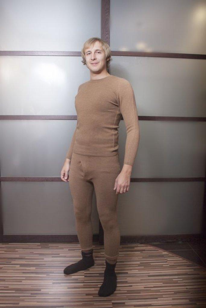 Мужская одежда: Термокостюм из 100% шерсти верблюда в Сельский магазин