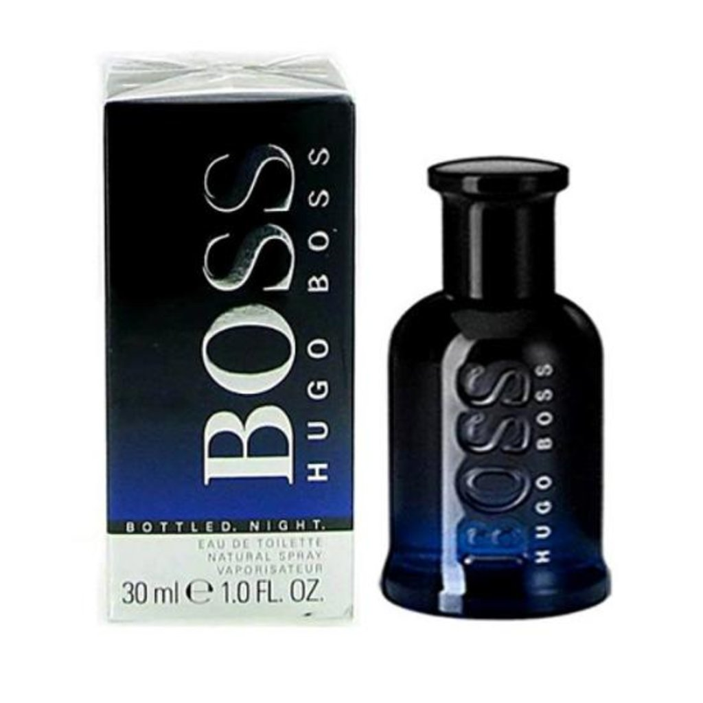 Boss: Boss Bottled Night Туалетная вода edt м 30 ml в Элит-парфюм