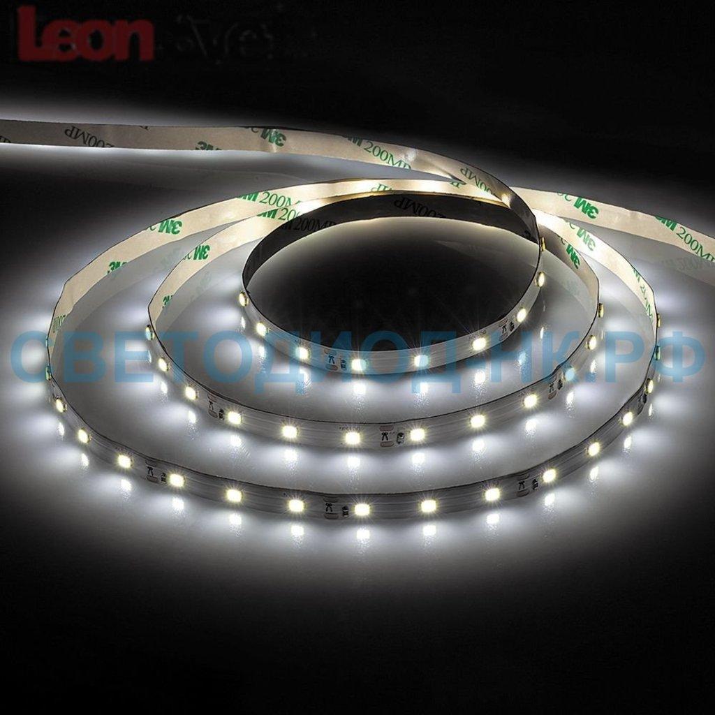 Открытая лента: Лента LS603 FERON WHITE 4.8Вт/м. 12В 5м в СВЕТОВОД
