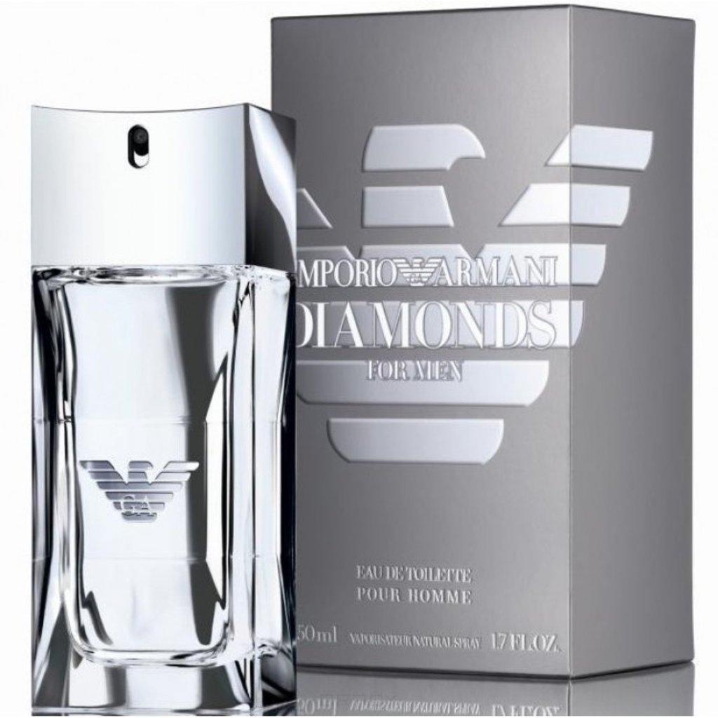 Armani: Armani Diamonds Туалетная вода edt м 50 ml в Элит-парфюм