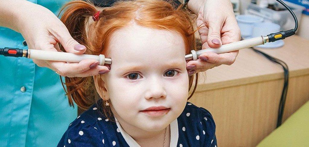 Услуги центра: Микротоковая рефлексотерапия у детей в Реацентр Оренбургский