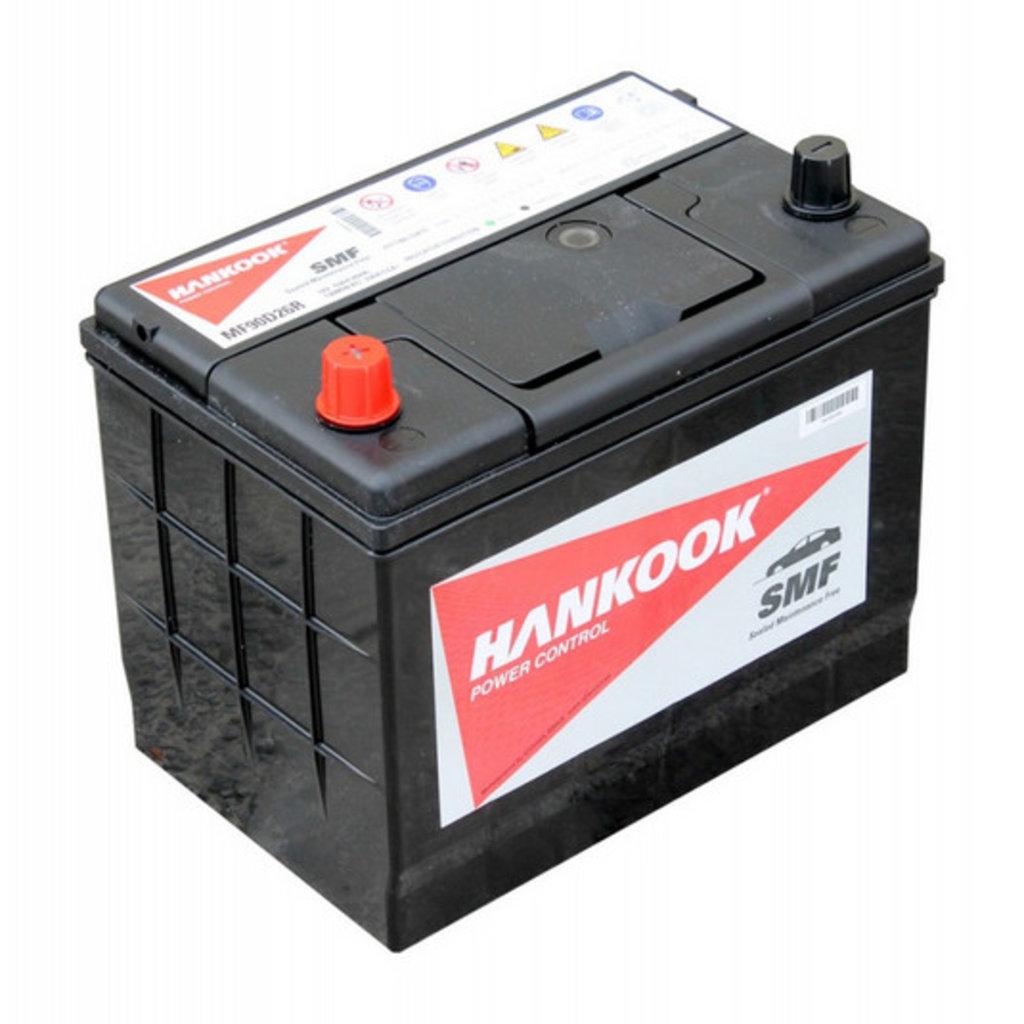 HANKOOK: Аккумулятор HANKOOK 6 СТ- 72 в БазаАКБ