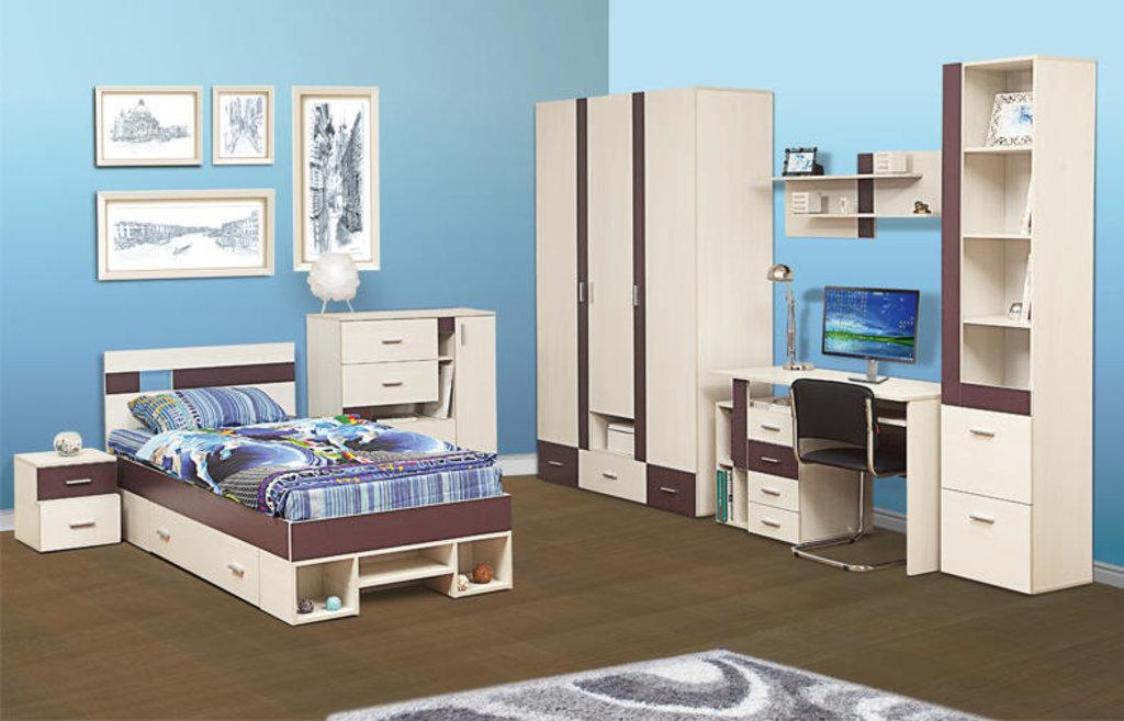 Детские готовые: Набор мебели для детской Некст-2 в Vesa