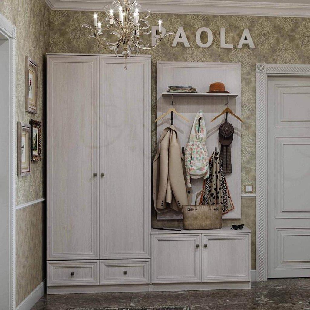 Мебель для прихожих, общее: Вешалка PAOLA 81 в Стильная мебель
