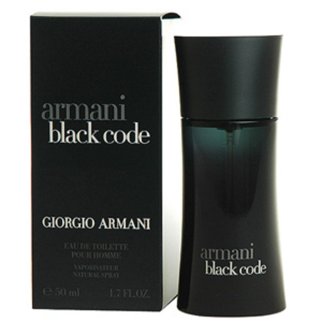 Giorgio Armani (Джорджио Армани): Giorgio Armani Black Code edt 100ml в Мой флакон