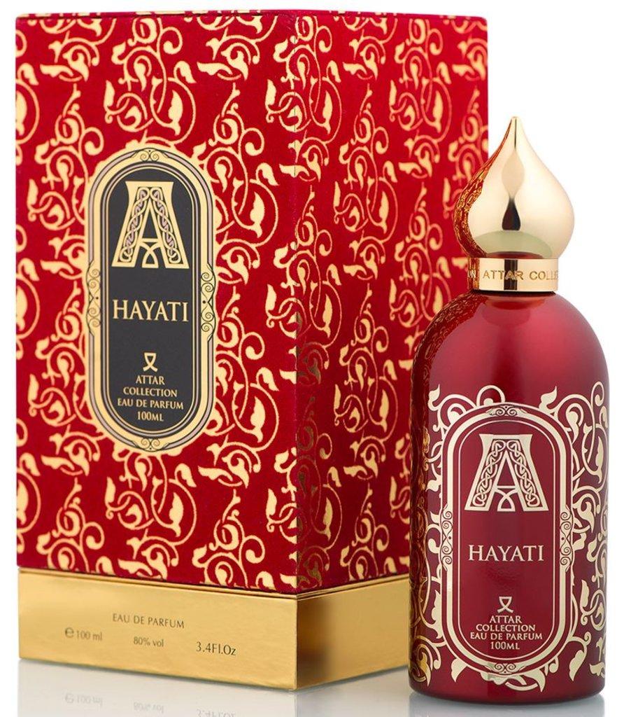 Attar Collection (Аттар Коллекшн ): Attar Collection Hayati (Аттар Коллекшн Хаяти)  edp 100ml в Мой флакон